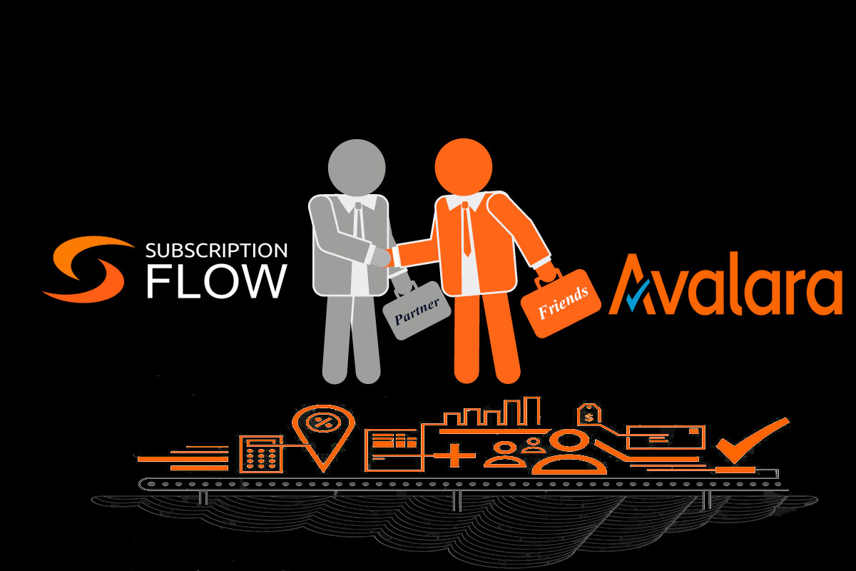 Subscription Flow Announces Partnership with Avalara to Automate Sales Tax Management