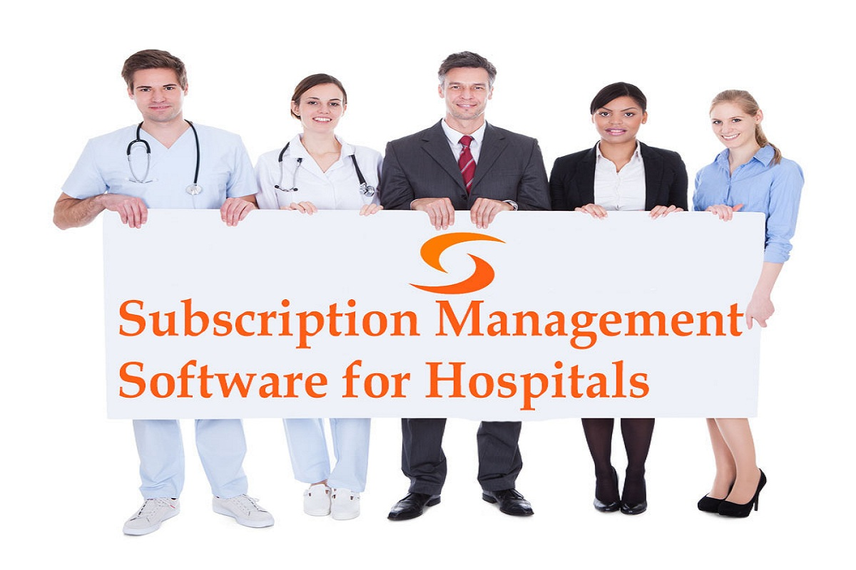 subscription software for hospitals