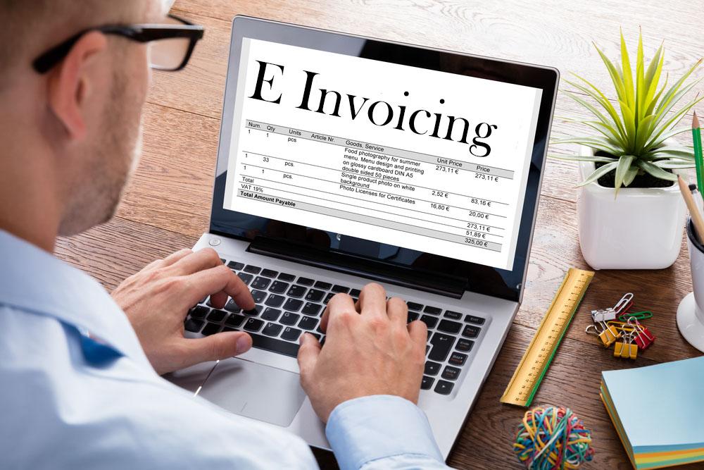 Online billing solution