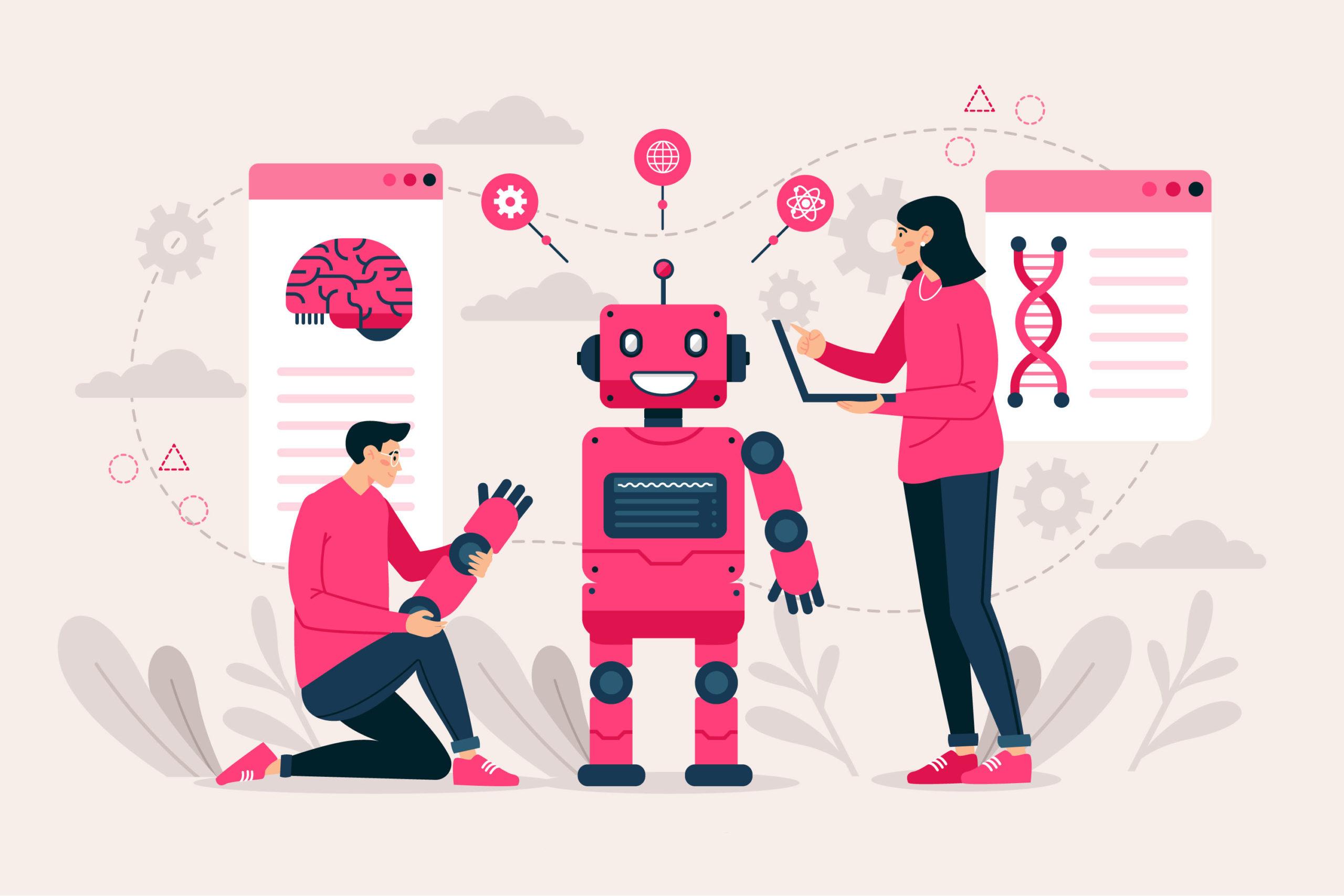 AI and human