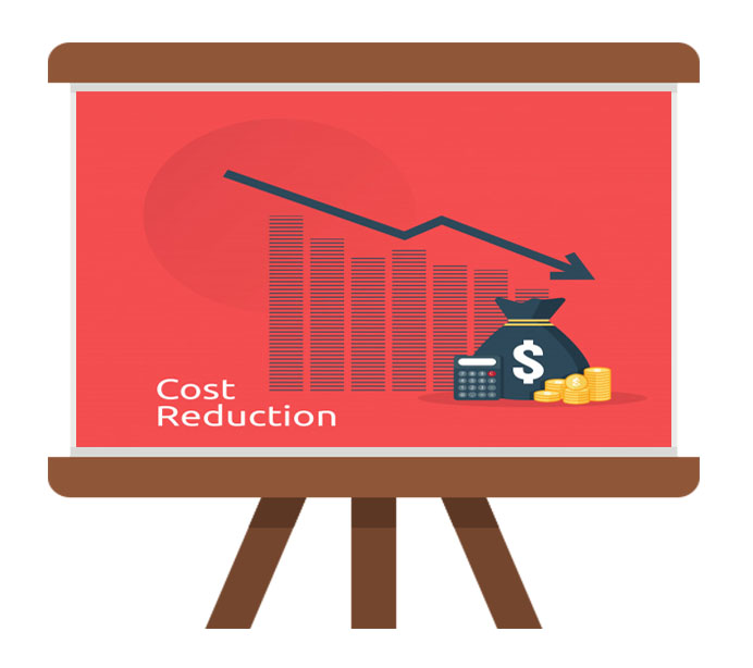 Minimize Costs and Maximize your Efficiency