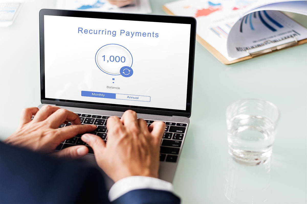 How to Charge Recurring Payments